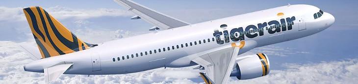 Tigerair — вся информация и новости о компании на русском